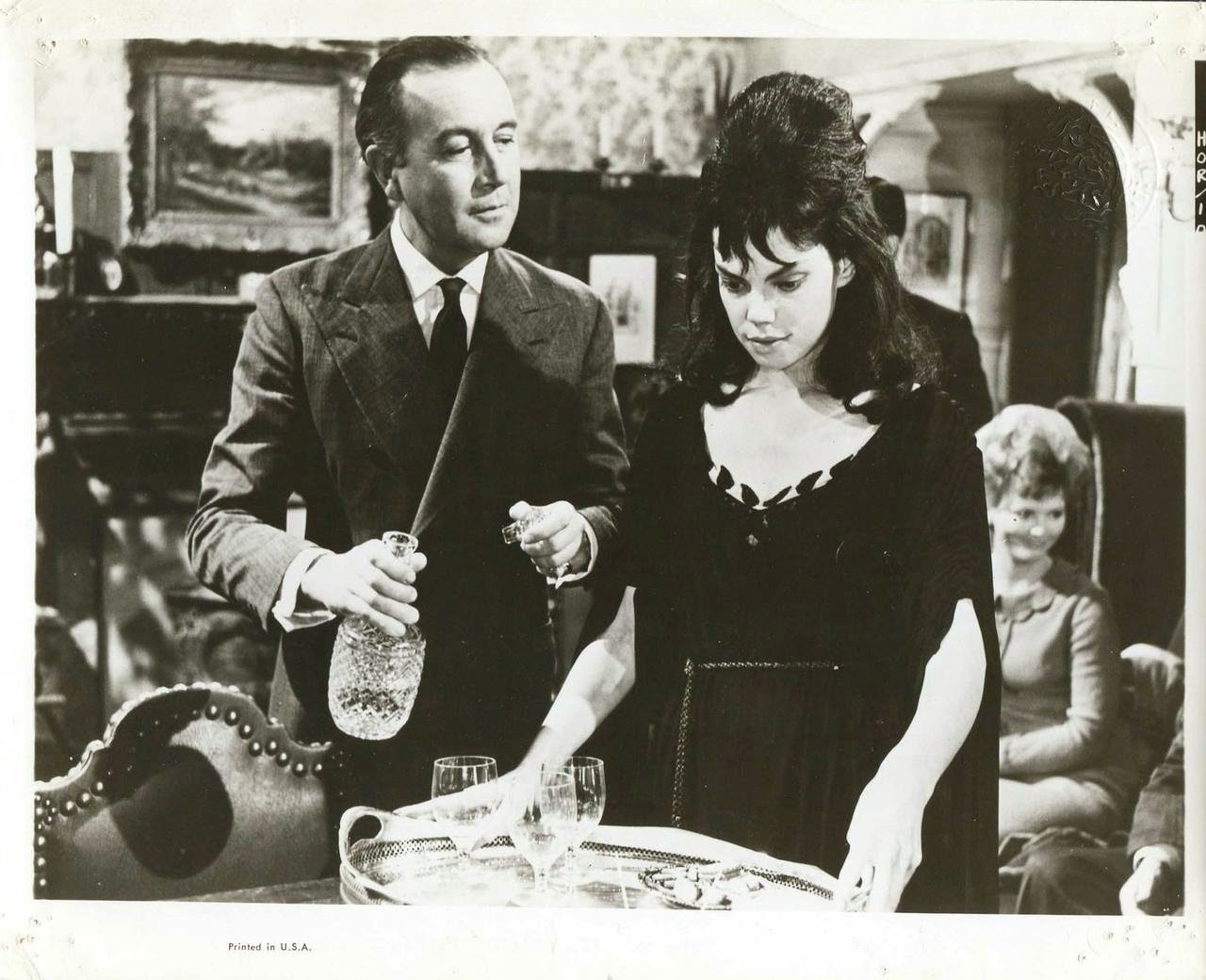 The Horror Of It All Starring Dennis Price and Andree Melly