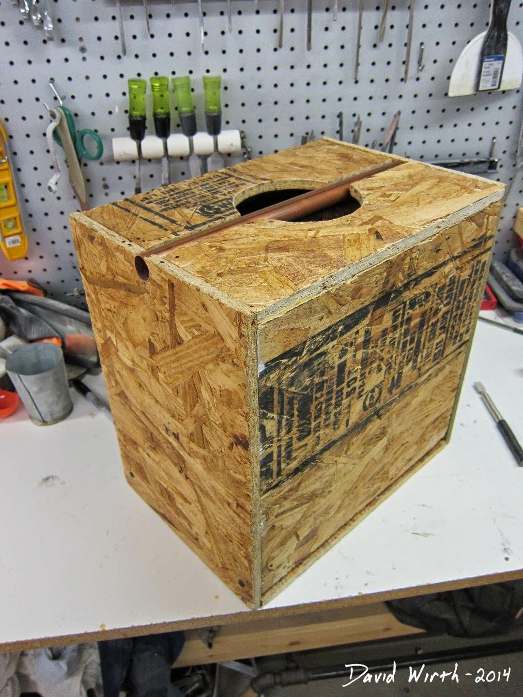 folding tool box, case