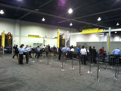 MINExpo 2012 - Registration Desk - South Exhibit Hall