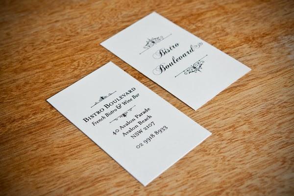 Bistro Boulevard cards by Marika Jarv