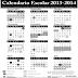 Calendario escolar 2013-14 Ciclo escolar SEP www.Sep.gob.mx