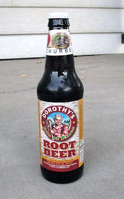 Dorothy's Isle of Pines Root Beer