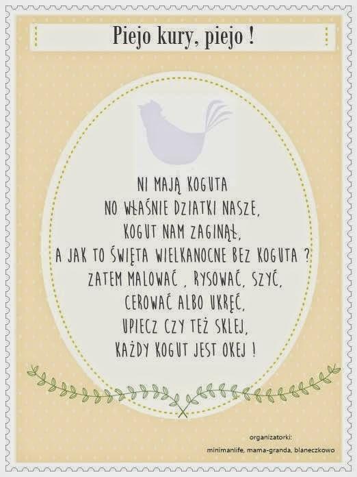 http://minimanlife.blogspot.com/2014/04/piejo-kury-piejo-kartka-blogera-vol3.html