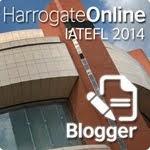IATEFL Online Blogger 2014