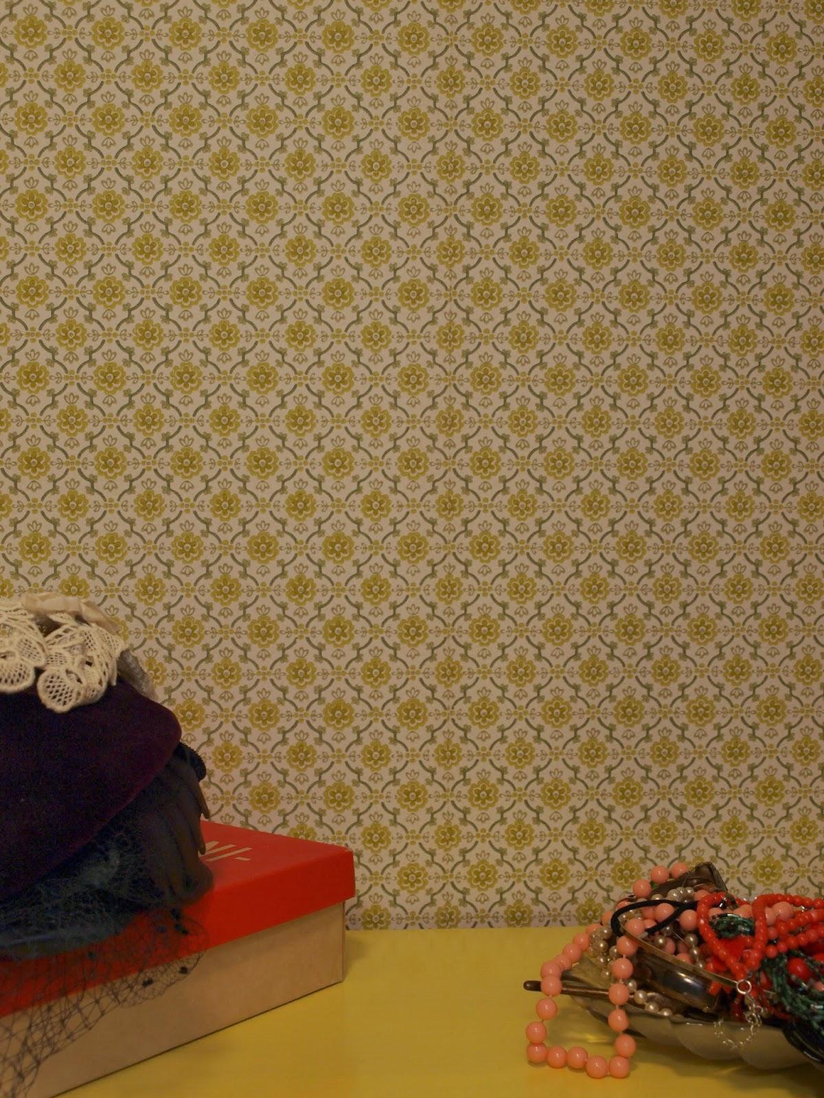 Pihlgren Ritola wallpaper tapetti