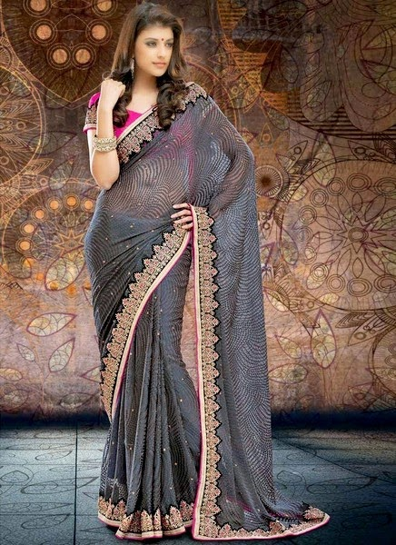 Rakhi Saree Fashion 2014-2015