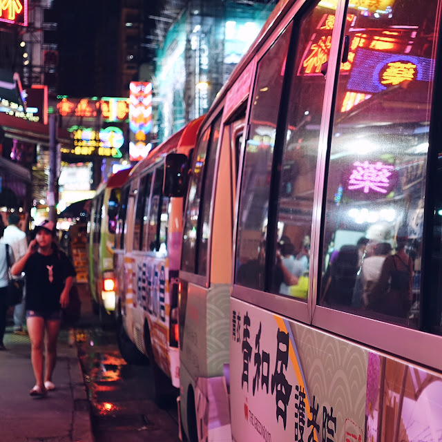 Mong Kok at Night by hellojesso.com