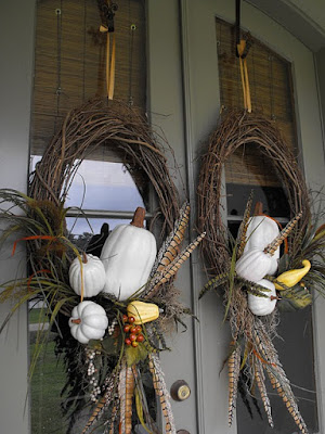 swamp wreath decorations