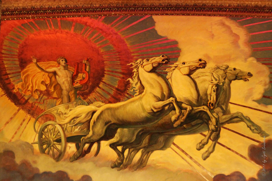 greek myths apollo with his chariot - photo #6