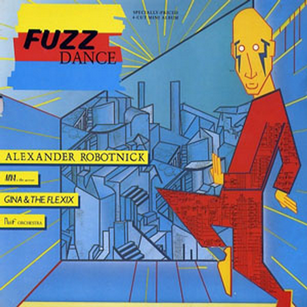 VA - Fuzz Dance (Missing Album)