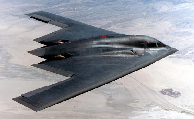 The B-2 Spirit