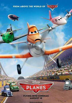 Aviones (Planes) (2013) pelicula online gratis