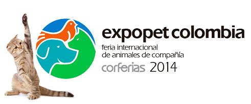 Expopet 2014 Logo por expopetcolombia.com