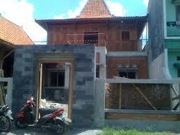Ini Desain Rumah Joglo Terbaru