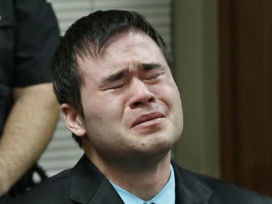Daniel Holtzclaw: The serial rapist cop cried when he was found guilty of multiple rapes.