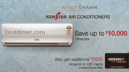 Kenstar Split Air Conditioners at Lowest Price