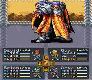 Best SNES RPG Boss 5: Daos from Lufia II