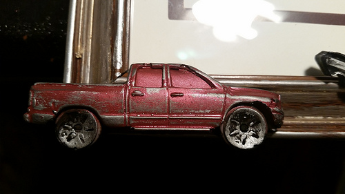 resin truck:Tanya Ruffin for Amazing Casting Products