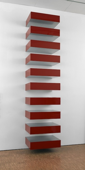 minimalismo donald judd