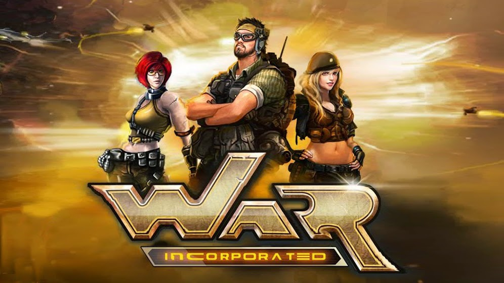 War Inc. - Modern World Combat Gameplay IOS / Android