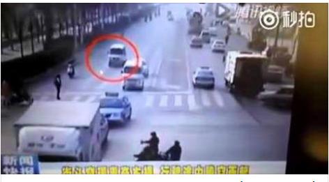سيارات تهتز وترتفع عن الأرض في الصين، والملايين في العالم عجزوا عن معرفة السبب