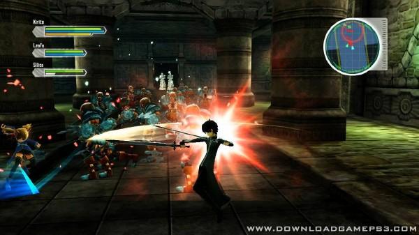 sword art online game pc download full