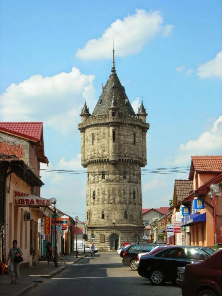 Turnul de apa de la Severin