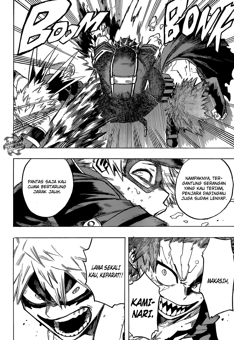 Boku no Hero Academia Chapter 107-13
