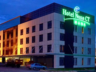Hotel Murah Dekat Legoland - Hotel Nusa CT