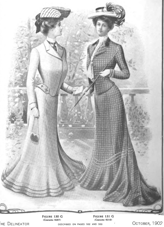 Innovative But Beneath Georgies Demure Edwardian Dresses And Dees Racy Little Black Numbers Beat  So Much Has Changed For Women Between The Eras Of These