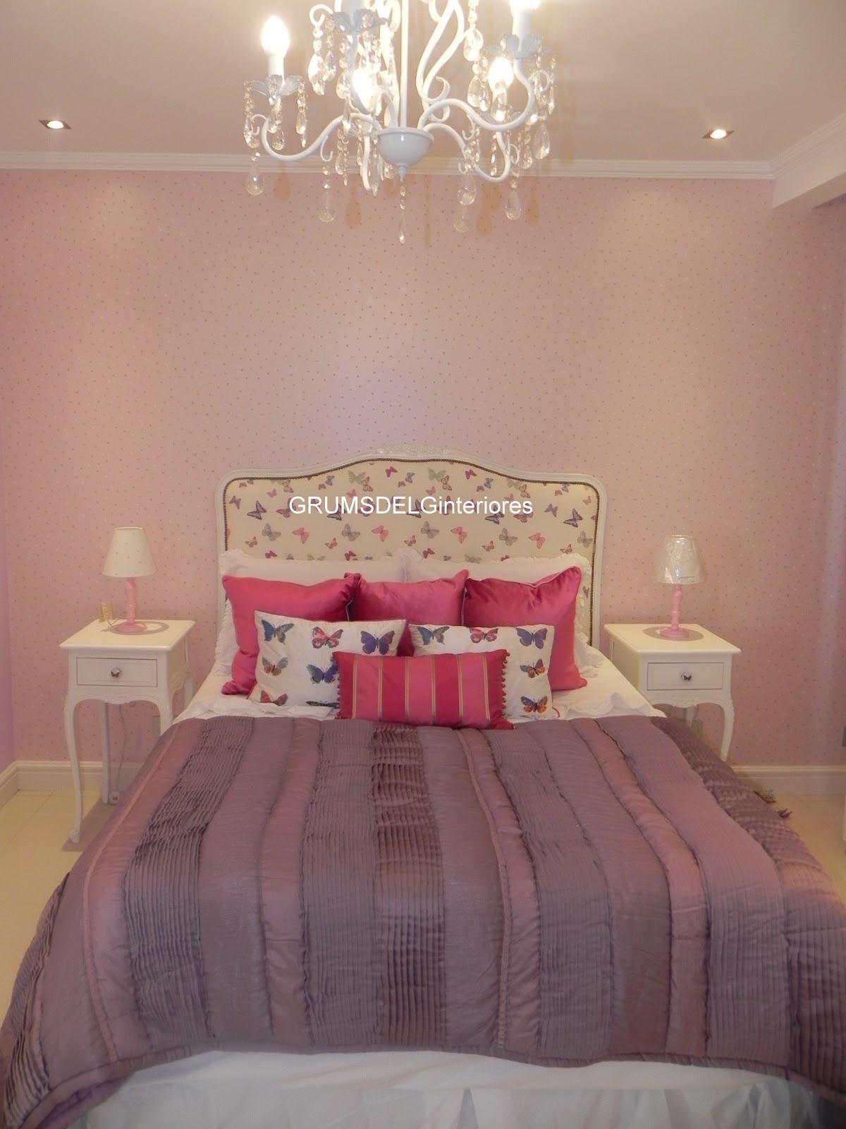 Grumsdelg interiores butterfly s bedroom - Anticuarios en cordoba ...