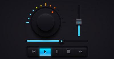 Membuat Music Player valid HTML5 dengan Playlist di Blogger