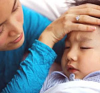 cara menurunkan panas pada anak dan balita yang demam