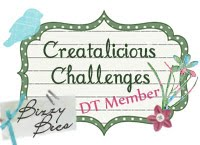 DT Creatalicious Challenge