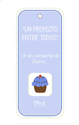 "PRIMER CUMPLEAOS DE ""UN PROYECTO ENTRE TODOS"""