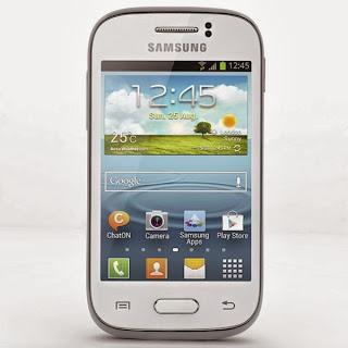 Harga terbaru dan spesifikasi dari Samsung Galaxy Young S6310