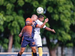 Club Atlético Pantoja derrota a Delfines
