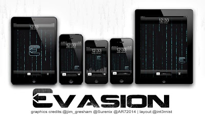 Evasi0n 1.5.3 Jailbreak Software