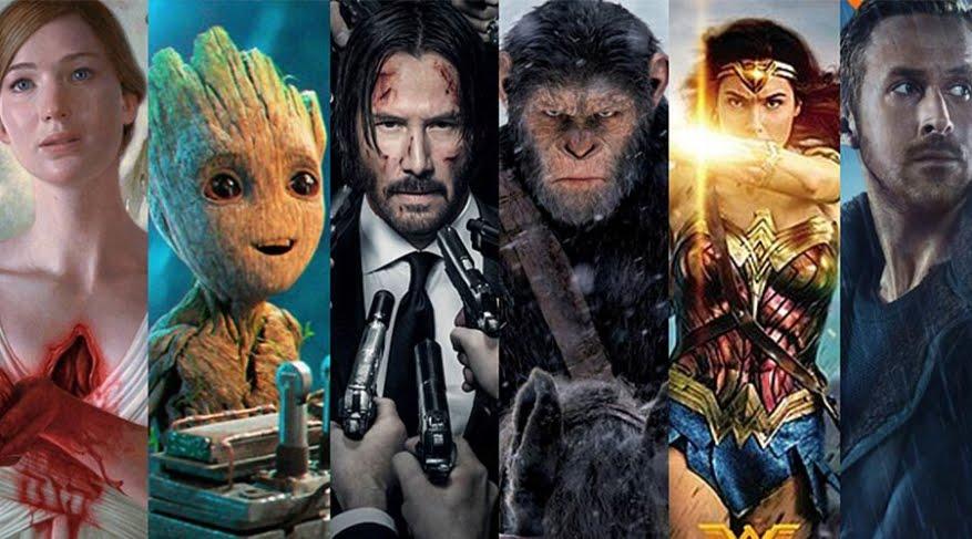 Cartaz Filmes 2018