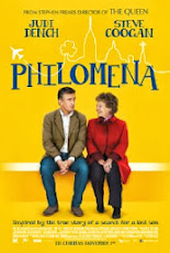 PHILOMENA, Judi Dench, Steve Coogan
