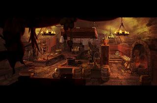 shadow of the eternals artwork 4 Shadow of the Eternals (PC/WU)   Kickstarter Relaunched   Artwork, Teaser Trailer, & Gameplay Demo Video