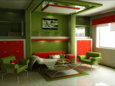 konstruksi rumah minimalis: inspirasi desain ruang tamu