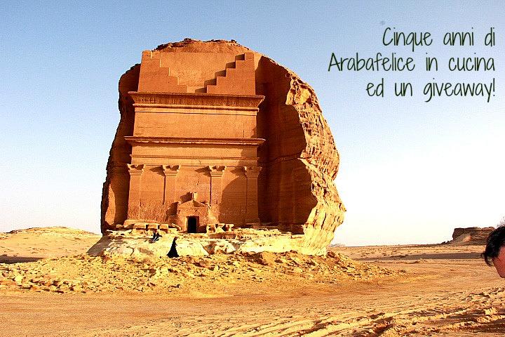 Arabafelice Giveaway
