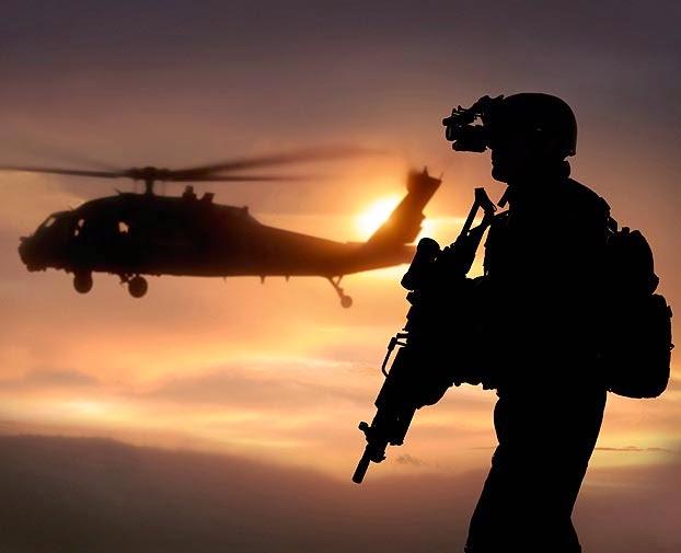 Pasukan Amerika Serikat Yang Harus Ditakuti ISIS