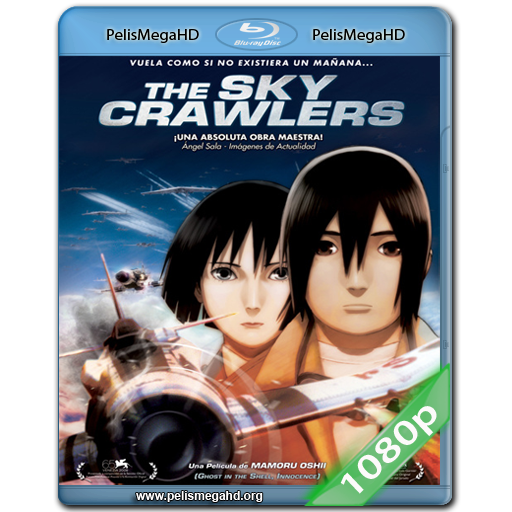 THE SKY CRAWLERS (2008) FULL 1080P HD MKV ESPAÑOL LATINO