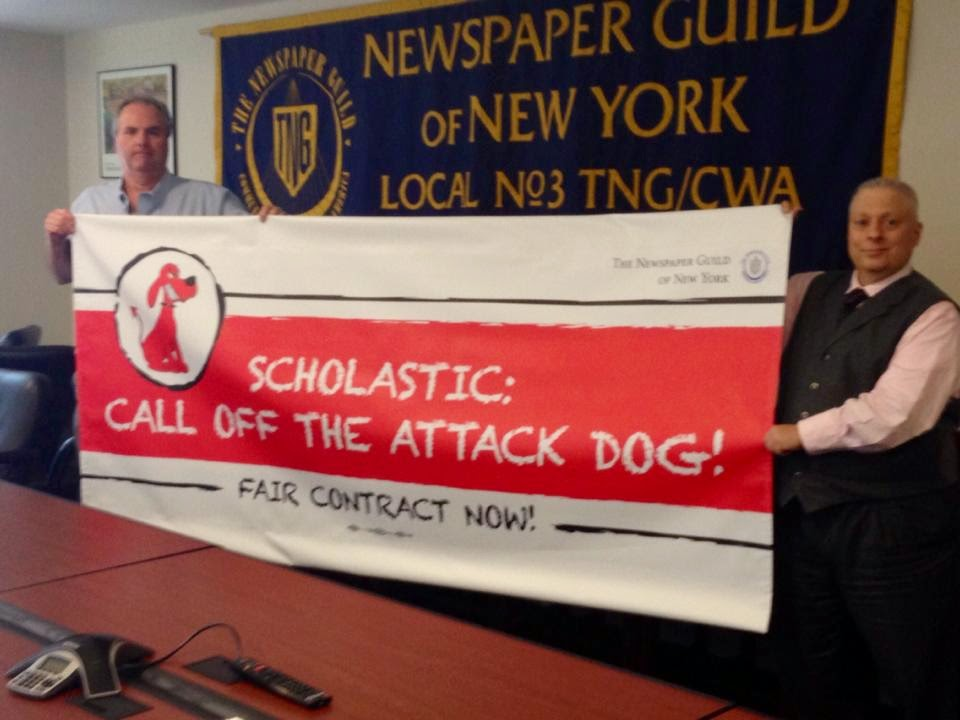New Scholastic Banner