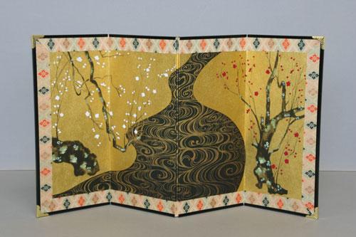 Japanese Screens, Byobu.