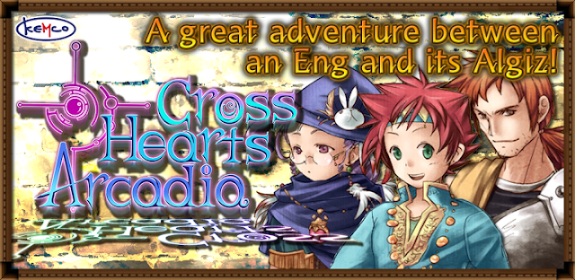Android Game APK FILES™ RPG Cross Hearts Arcadia v1.0.2g ~ Zippyshare Download
