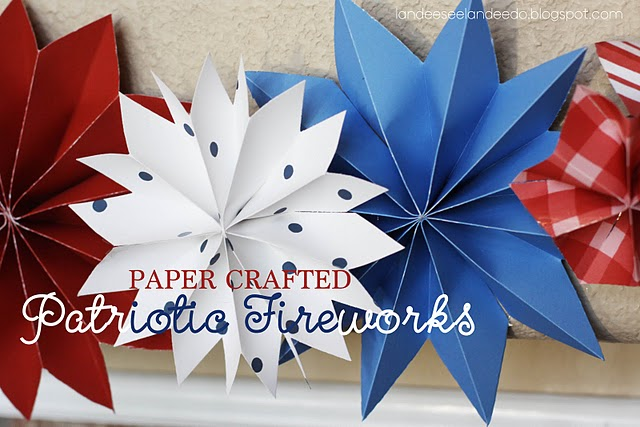 be differentact normal: paper star tutorial [diy party decorations]