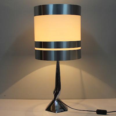 lámpara años 60 y 70
